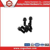 Black Auto fastener bolt / Wheel bolt & nut