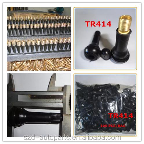 tr414 schlauchlose reifen ventile nat rliche kautschuk. Black Bedroom Furniture Sets. Home Design Ideas