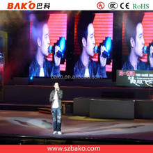 Outdoor P6.25 Rental Stage LED Display, Sexi Products LED Screen Manufacturer Shenzhen