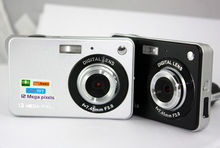 2,7'' TFT LCD Max 15MP 4X digital zoom digital photo camera face detection
