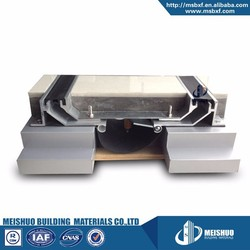 Marble floor stretch anti seismic rubber expansion joints