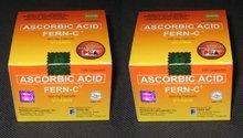 2 Boxes Fern C Vitamin C Ascorbic Acid
