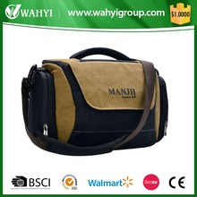 2015 New Product Fashion Canvas Bags Professional Digital Camera Bags