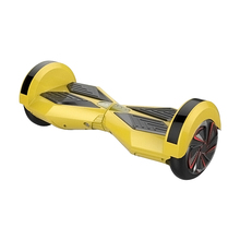 New Hot sales 2 wheel electric scooter self balancing with LED light and Max Speed 12km/h scooter electric hands free scooter