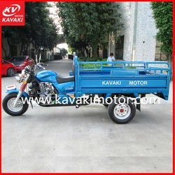 Chinese Cargo Tricycle Best 150cc motorcycle trike cargo Factory with CCC Certificate