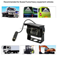 hidden Sharp Auto size view camera for Bus/Trucks/Trailers