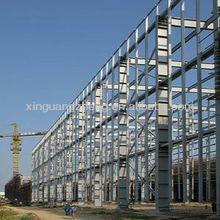 Light steel structure prefabricated light steel structure warehouse & workshop design, installation building