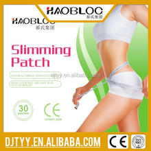 100% Natural Herbal Extract Chinese Slim Patch