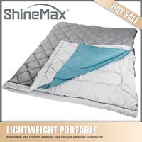 Kids winter double sleeping bag for outdoor