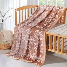 wholesale super soft and comfortable excellent thick mink blanket fleece blanket
