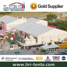 Big Event Tent Electric Generator Tent with Led Lighting