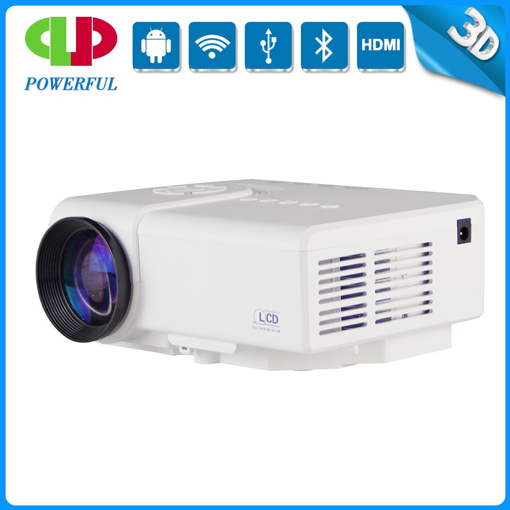 Smart multimedia smart led tv projector mini pocket for Pocket projector best buy