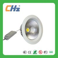 Supermarket using 4inch/6inch/8inch COB recessed down light led