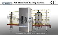 PLC Automatic Glass Frosting Machine Made in China