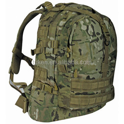 NEW - Military Patrol Tactical Assault MOLLE Backpack - GENUINE MULTICAM CAMO