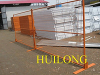 outdoor temporary fence /HUILONG/australian standard tempory fencing/Anping factory
