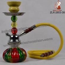 New China Small Hookah Smoking Pipe Shisha Smoking Pipe Hookah Wholesaler Factory ---- ZLX-2853-38