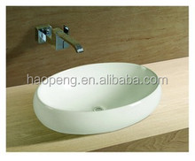 Economical Ceramic, Wash Basin Deep Sink Bathroom Sink Small Ceramic Basin