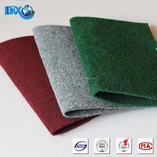Ignífugo alfombra utilizado para oficina, hotel con muchos colores