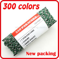 wholesale high quality high strength 350 paracord