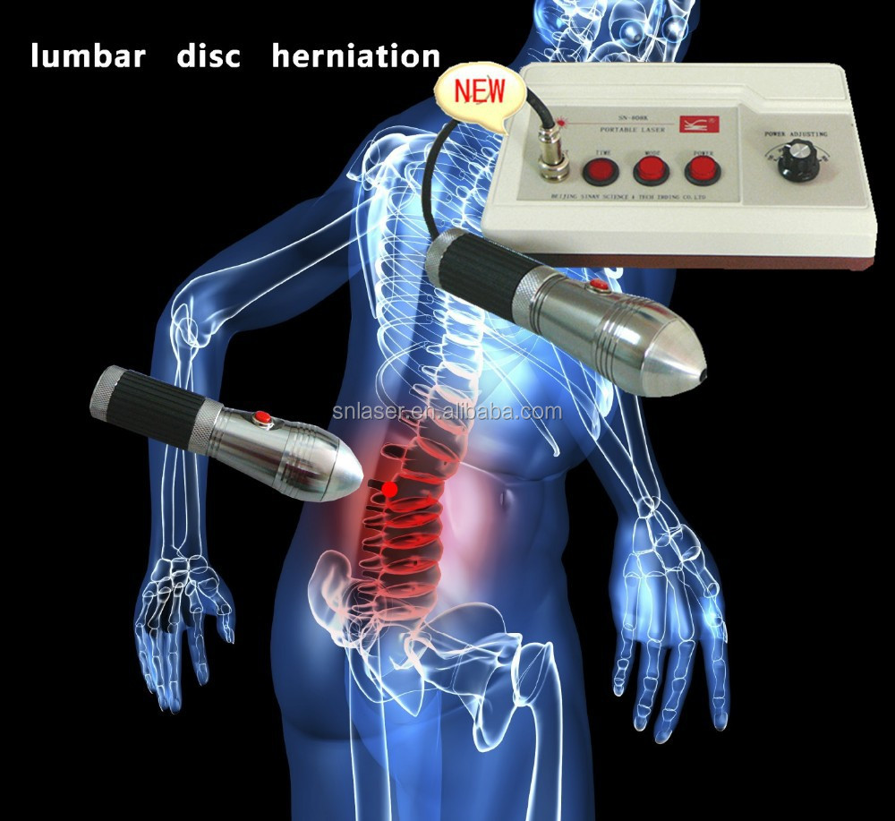 Low level laser para alívio da dor / agente queria