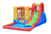 Amusement Park Inflatable Water Slide-9271B Bouncer Slide Castle