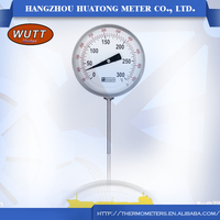 Waterproof bimetal thermometer /Digital Thermo Hygrometer Price Low