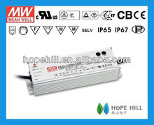 MEANWELL 120W 20V UL&CB&CE SINGLE OUTPUT,WATERPROOF LED DRIVER,SWITCHING POWER SUPPLY/SMPS