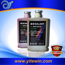 Galaxy ink with 4 colors for printer with DX4 or DX5 head