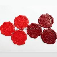 Christmas Monogram fashionable sealing wax stickers
