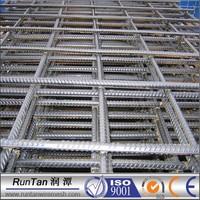 No Galvanized / Galvanized steel bar welded reinforcing mesh on sale