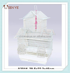 Hot sale Beautiful Bird cage wire mesh,cheap metal hanging bird cage