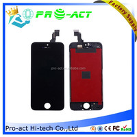 High quality low price for iphone lcd and digitizer assembly for iphone 5c