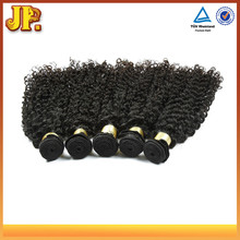JP Hair 8A Discounts! New arrval best quality alibaba kinky curly wave, braiding peruvian curly hair weave