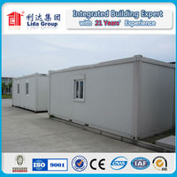 Reliable performance container house/mobile home/container fabrics