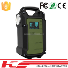 high voltage battery charger 24V jump starter 16800 Emergency Jump Starter