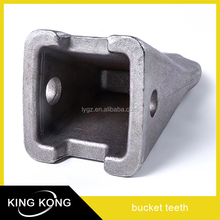 China top supplier Wear resistant Forged bucket teeth for Daewoo DH360
