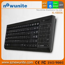 High quality for acer wireless keyboard, wireless keyboard with touchpad