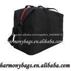 Novo e elegante preto de microfibra de boa qualidade e bom preço saco de viagem