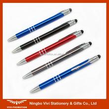 Weeding souvenir gifts metal cross pen,custom logo touch pen,stylus pen (VIP113)