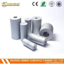 Corrosion preventive hard alloy cold heading dies