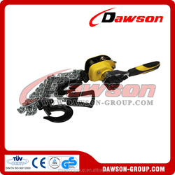 Dawson manual operated mechanical lifting devices