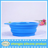 Silicone Dog Bowl For Travelling EasyTaking Dog Bowl Collapsible Dog Bowl