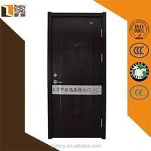 Hinge invisible/visible wood doors polish,carving wood door,fire rated door