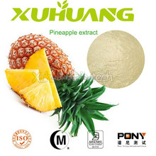 Kosher Certificate 100% Pure Natural Pineapple Extract/Pineapple Powder