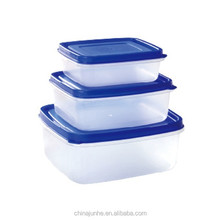New arrival lunch box plastic food container