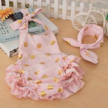 Wholesale 2015 new arrival bubble cheap infant clothing rompers M5052414