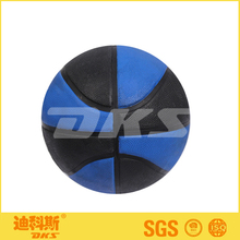Basketball Size 6 Mens Outdoor Rubber Basketball DKS