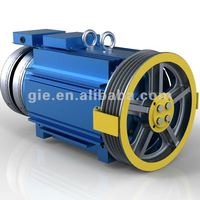 GIE pm traction machine for elevator GSS-SM1