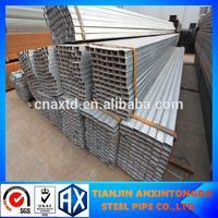 Steel suqare tubes /square pipe/pregalvanize steel hollow tube vietnam
